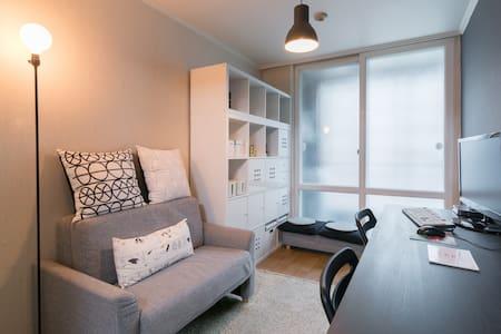 Cosy private apartment near Seoul