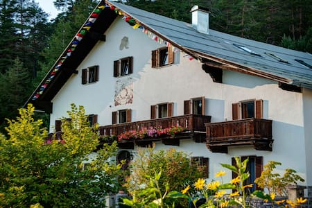 AlpenRetreat, Tyrol, Vintage Suite - Nassereith - Dům