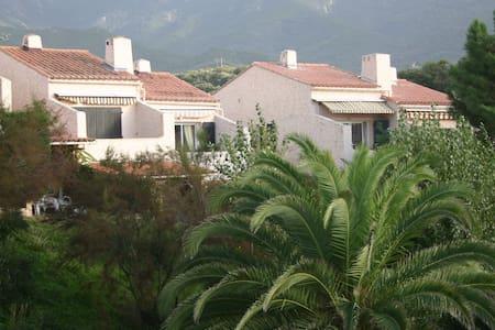 Appart/Villa à 200m de la plage pour 1-4 pers - Calcatoggio - Condominium