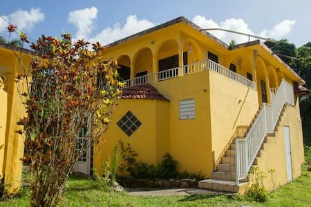 #1 LUQUILLO GUESTHOUSE B - Haus