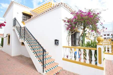 Ved La Mata stranden Torrevieja - Apartament