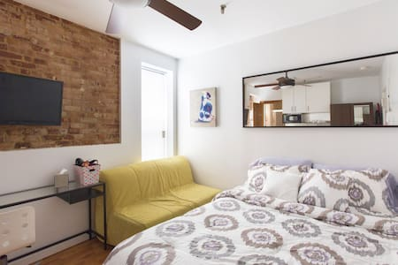 Our newly renovated apartment is perfectly located on 30th street between Lexington and 3rd Avenue.  It's a 2 min walk to subways, world class restaurants, shopping and other famous NY attractions.  Make the most your vacation by staying in Midtown!
