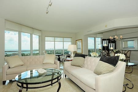 Ocean view apt in Palm Beach, FL - Apartment