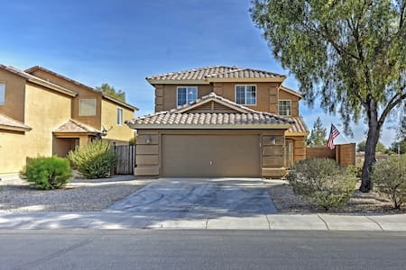 Beautiful 4BR Coolidge Home w/Pool - Casa