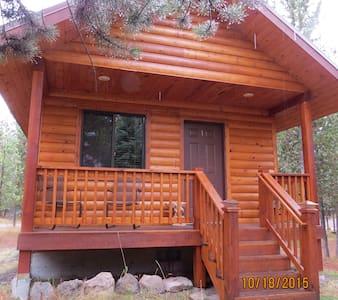 Cozy Mini Cabin near Yellowstone - Stuga