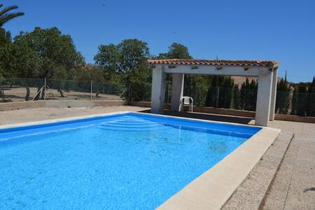 Wonderful secluded villa - Cartagena