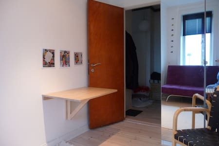 Nice cosy room close to Copenhagen