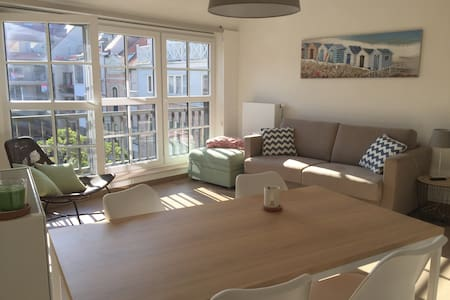 New and cosy appartment nearby the beach! - Condominium