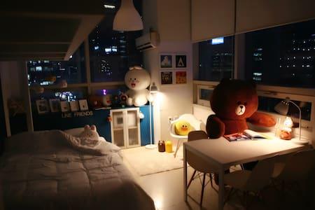 LINE Friends House ~♥ - Jongno-gu - Condominium