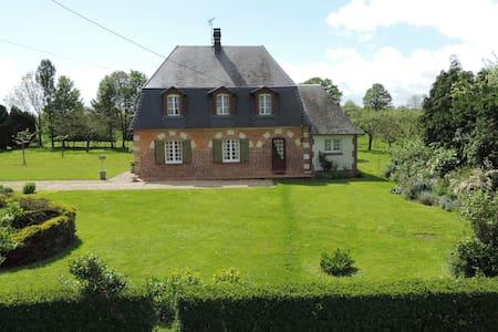 Maison de charme en Normandie - Dům