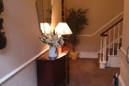 Large Bright Double Room