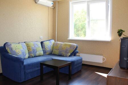 Уютная 1-к квартира - Wohnung