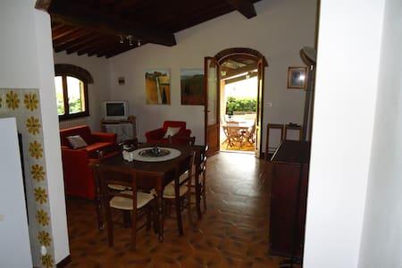 Tipica casa Toscan in campagna - Haus