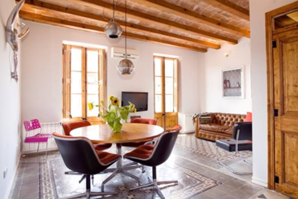 Architect's Raval Apartment BCN...