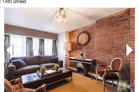 In the heart of New York City's most inspiring neighborhoods, this apartment is like a newly renovated hotel room. Steps away from the West Village, Chelsea and Union Square, Meat Packing district, restaurants, nightlife and cobble stones await!
