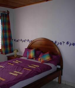 Apartement mit 2 Schlafraeumen - La Ceiba - Apartment