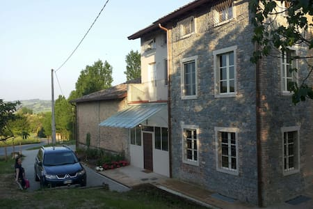 Romantico B&B a Langhirano - Bed & Breakfast