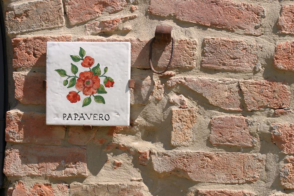 Papavero Farmhouse with Pool