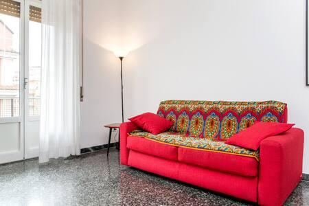 Lovely sunny flat near Vatican City