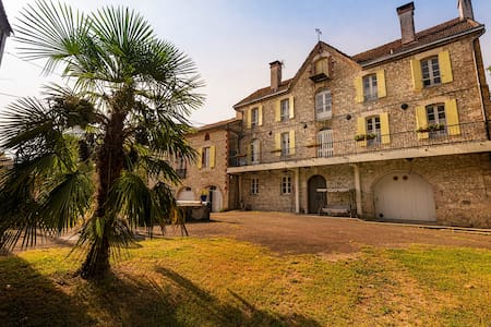 Modern cosy suite, Romantic Mill, for the over 50s - Montbarla