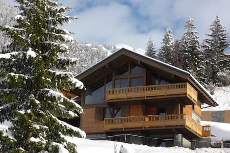 Valfréjus ~ luxe chalet ~ 12 pers. - Chalupa