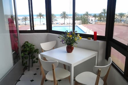 Downtown and next to the beach. - Fuengirola
