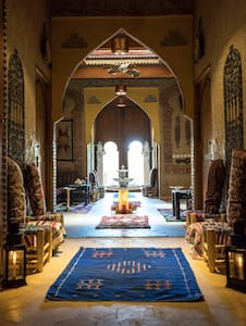 DAR MARCO POLO  RIAD ERFOUD - Bed & Breakfast