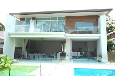 CRONULLA BEACH HOUSE - House