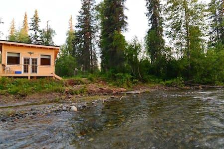 Talkeetna Cabins at Montana Creek - Cabaña