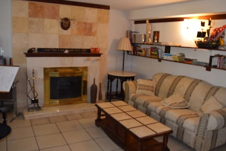 Small apartment, free transport from/to airport - Saint Louis, County