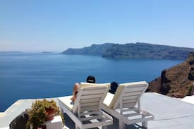 Picture of Cave house Oia Caldera Amazing view