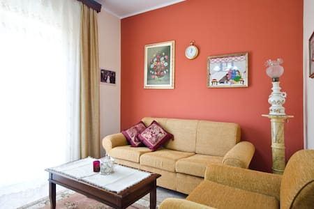 Spacious Apt close to Etna & Taormina - Catania - Departamento