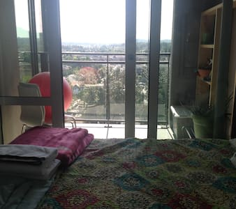 Lovely room in a new condo - great location - Wohnung
