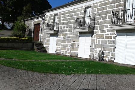 Beautiful Stone Villa Gallega - Lugo - Casa de camp