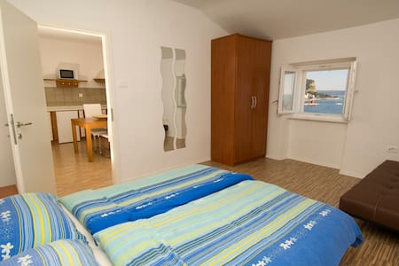 VISTA APARTMENTS PIRAN - Sea View - Leilighet