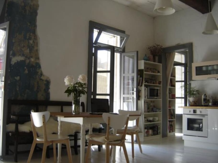 "charming apartment "" des 4 ponts """