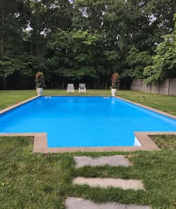 East Hampton Cottage with Pool - East Hampton - House