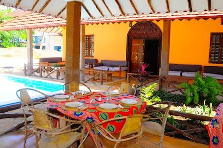 Hakuna Shida Guesthouse Zanzibar - Wikt i opierunek
