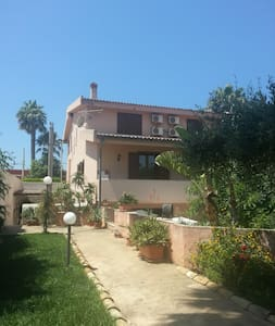 Villa Relax IL MARE NELL'UVA - Petrosino