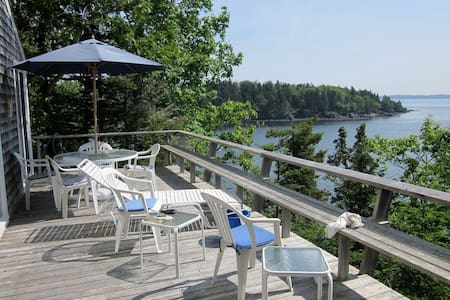 Magical Maine Private Retreat - Islesboro - Ház