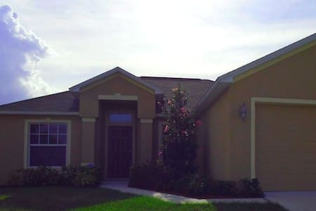 Spanish Suite-Orlando&St.Pete Airports/Attractions - Winter Haven - House
