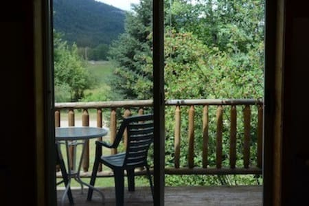 Winthrop vacation rentals short term rentals airbnb for Winthrop cabin rentals