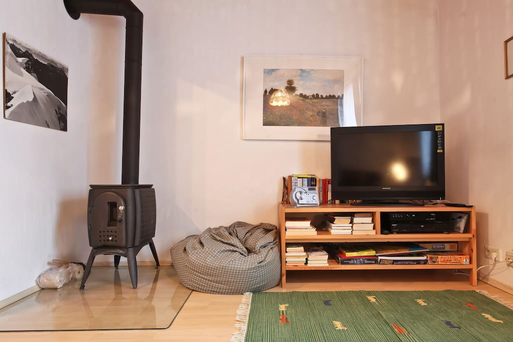 cosy 2 room apartment , sleep 4
