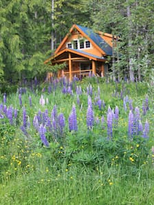 Kingfisher Cabin on Historic Estate - Crawford Bay - Cottage