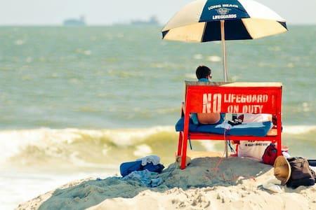 Awesome spot in the beach! - Miami Beach - Dorm