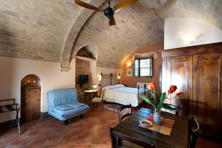 Monolocale (2+1) in Val d'Orcia - Toscana - Apartment