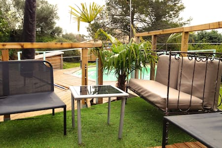 Cabanon et sa piscine privée VAR - Le Val - Casa