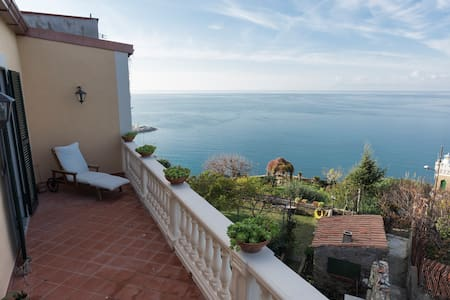 Charming house near the lighthouse - Agropoli - Villa