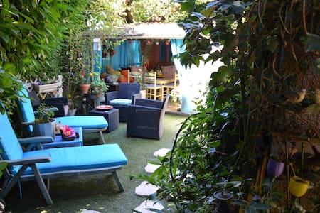 Chalet cocooning - Montauban - Zomerhuis/Cottage