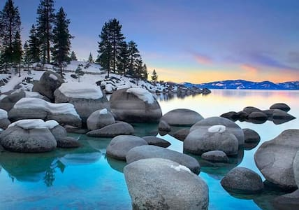 Includes Lake - Tahoe's North Shore - Incline Village - Haus